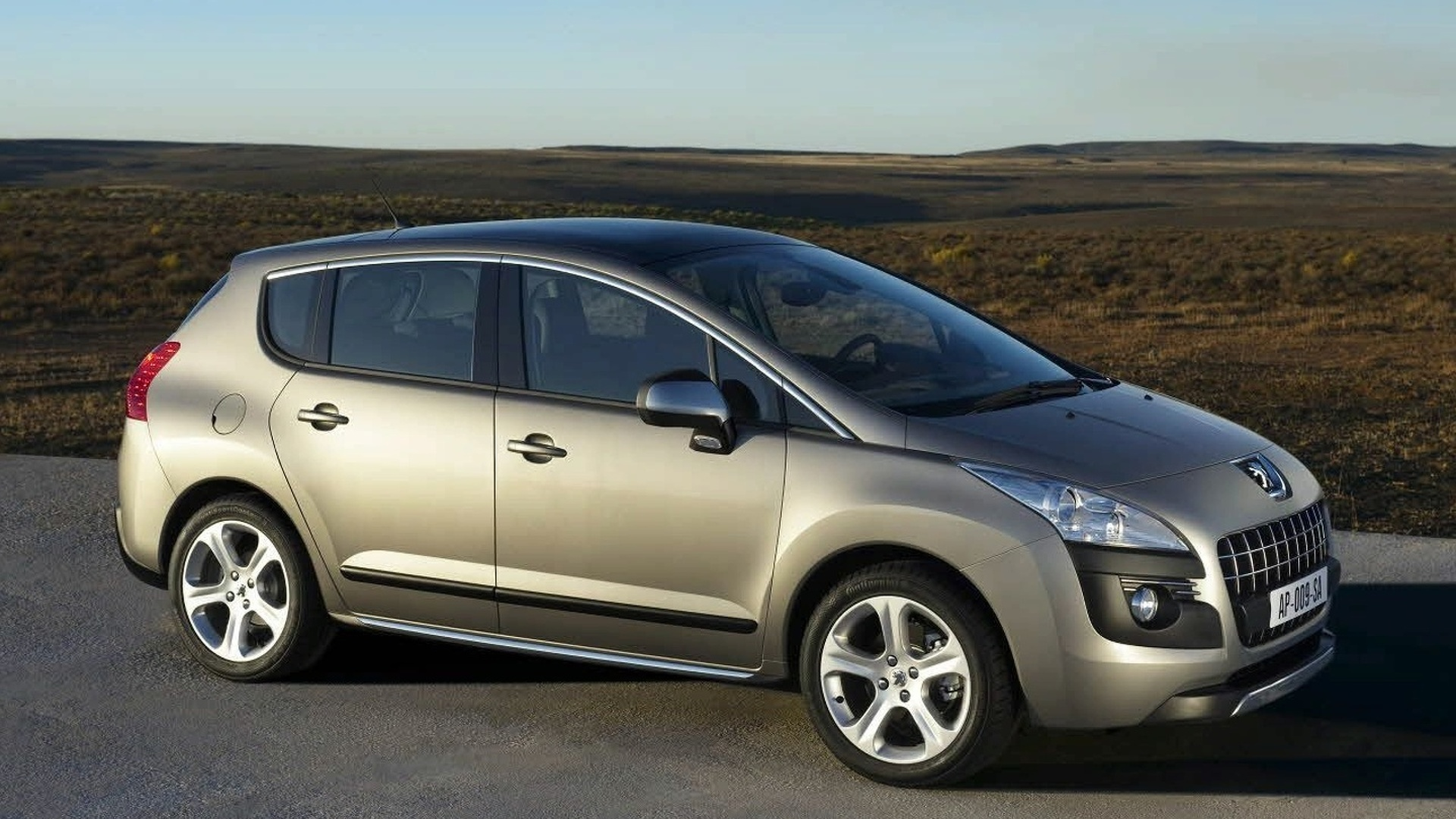 Peugeot 3008 Unveiled - 70 photos plus video