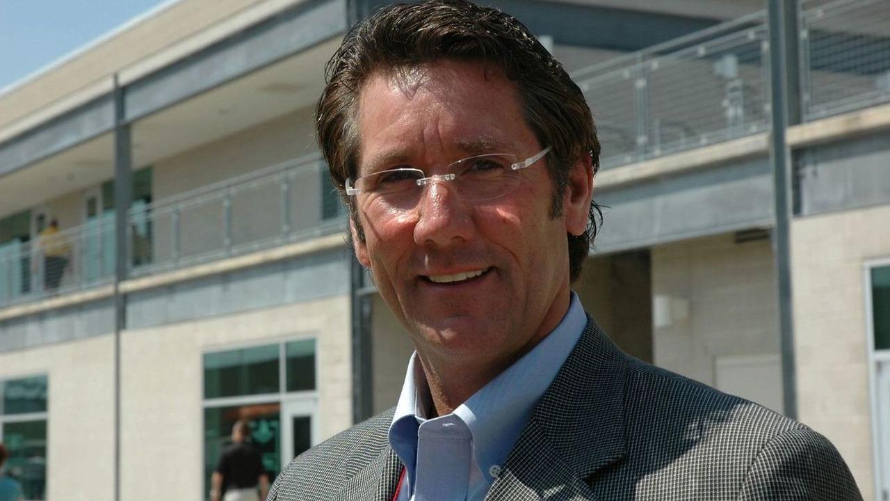 Tony George 2007