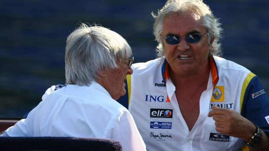 Ecclestone doubts Briatore can revive 'breakaway'