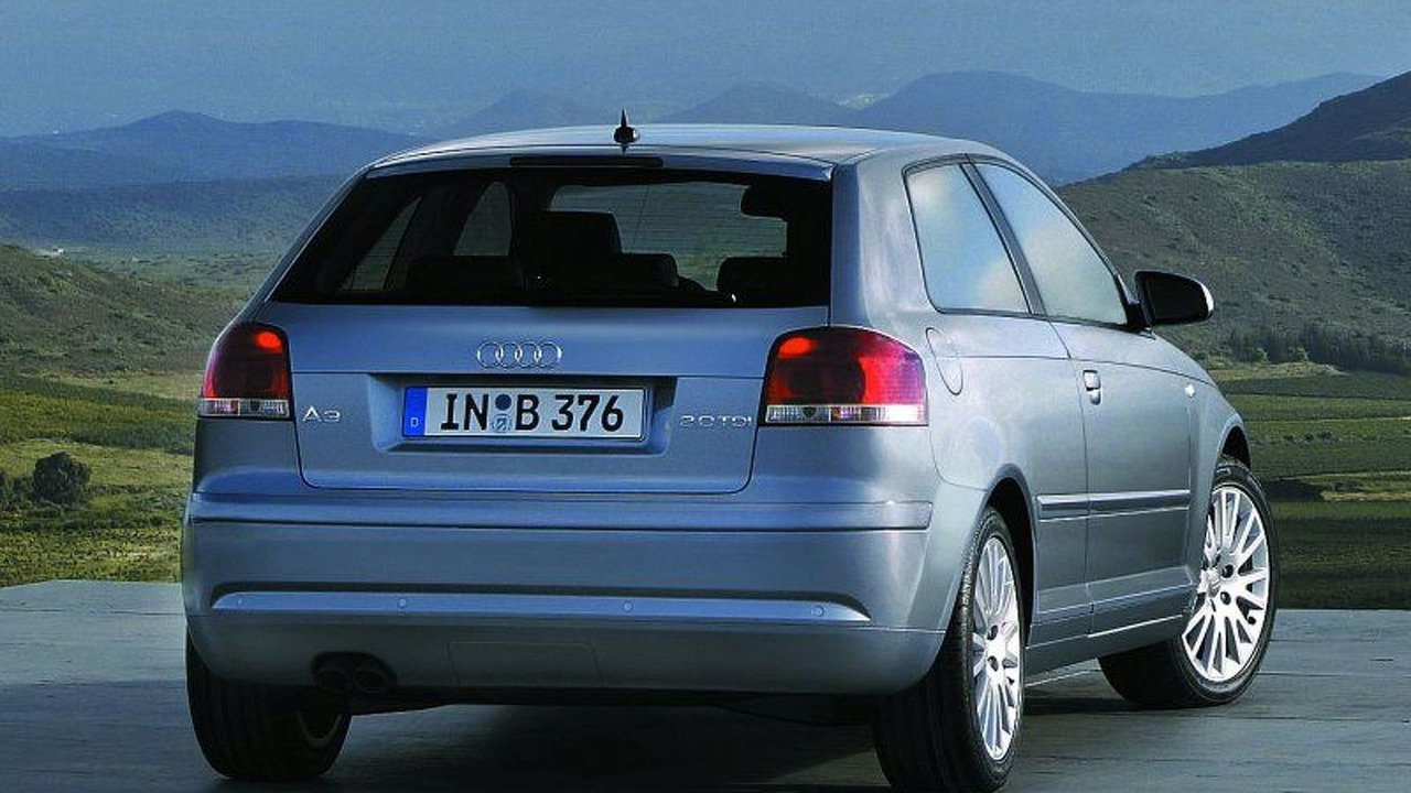 Audi A3 TDI now with S Tronic