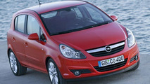 New Five-Door Opel Corsa