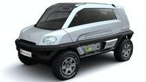 Magna Steyr MILA Alpin Concept