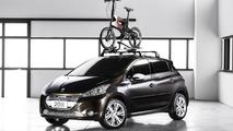 Peugeot 208 Urb concept