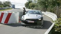 Nissan GT-R on Nürburgring
