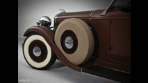 Lincoln Model K Double Windshield Phaeton