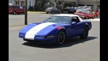 Chevrolet Corvette Grand Sport Convertible