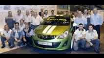 Europa: Opel comemora 9 milhões de unidades produzidas do Corsa