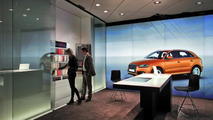 Audi City opens in London 17.07.2012