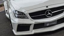 Vitt Performance Mercedes CLS 29.5.2012