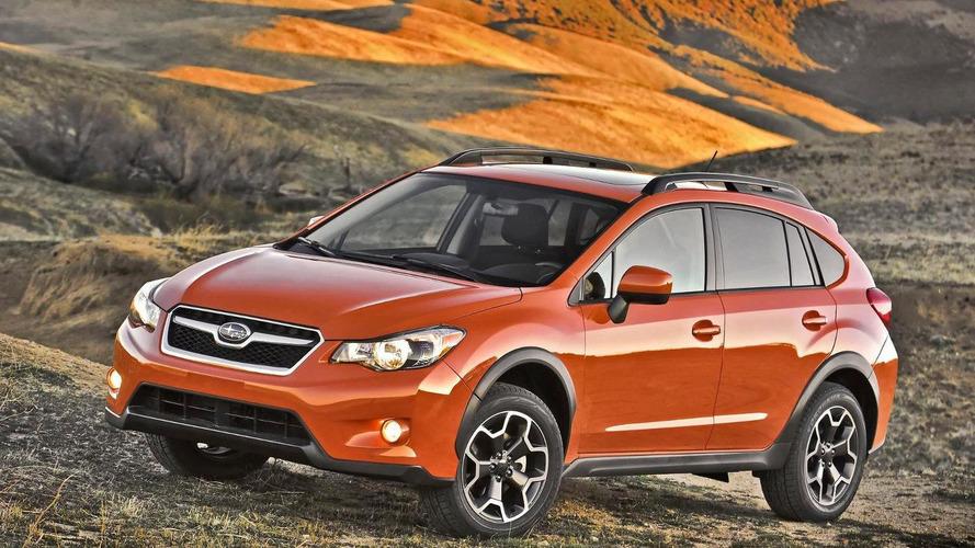 2013 Subaru XV Crosstrek announced to debut in New York