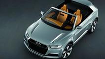 Audi Q8 under consideration, Q2