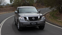 2013 Nissan Patrol breaks cover (AU)