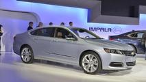 2014 Chevrolet Impala live in New York 04.04.2012