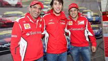 Largest Ferrari Parade at 2012 Ferrari Racing Days 18.9.2012