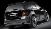 Brabus Widestar Based on Mercedes ML 63 AMG