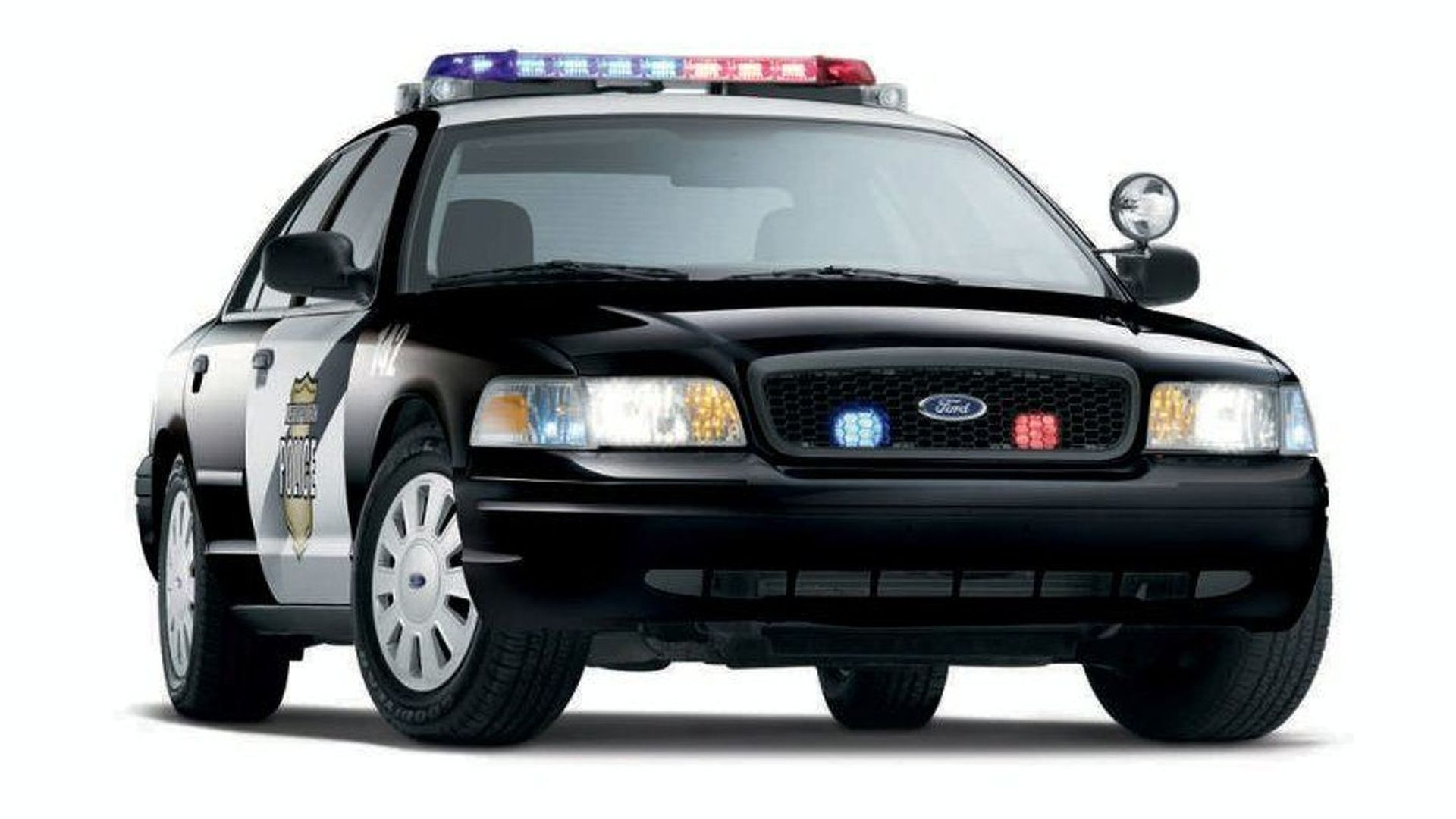 Nostalgia kick: Ford retires the Crown Victoria police car