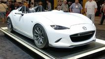 Video: Mazda MX-5 concepts at the 2016 SEMA Show