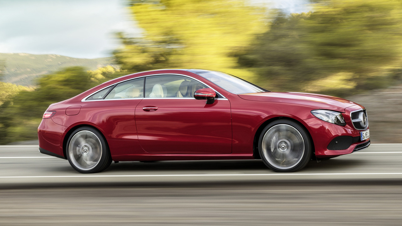 W213 2018 Mercedes Benz E Class Coupe Unveiled Quot Appeals