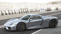 Porsche 918 Spyder recalled again for chassis problems