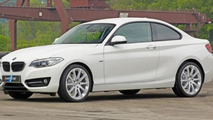 BMW 2-Series lineup receives power boosts from Hartge