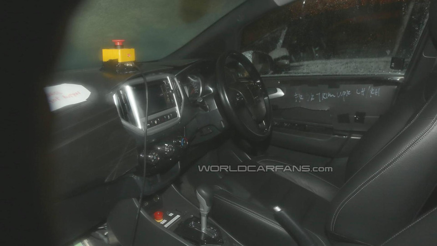 Proton Savvy successor shows its interior in latest spy pics