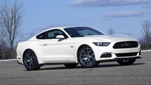2015 Ford Mustang is 200-300 lbs heavier than predecessor - report
