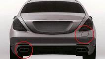 Mercedes S500 Hybrid Plus patent photo 07.6.2013