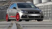 Volkswagen Golf VI R by SchwabenFolia gets 330 hp