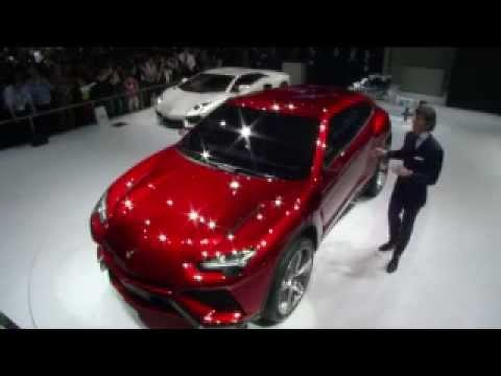 2012 Lamborghini Urus Concept Unveiled at the 2012 Beijing Motor Show
