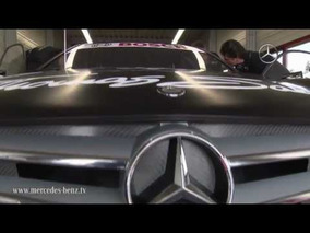 2012 Mercedes-Benz C-Coupe AMG DTM - 2011 Frankfurt Motor Show Video