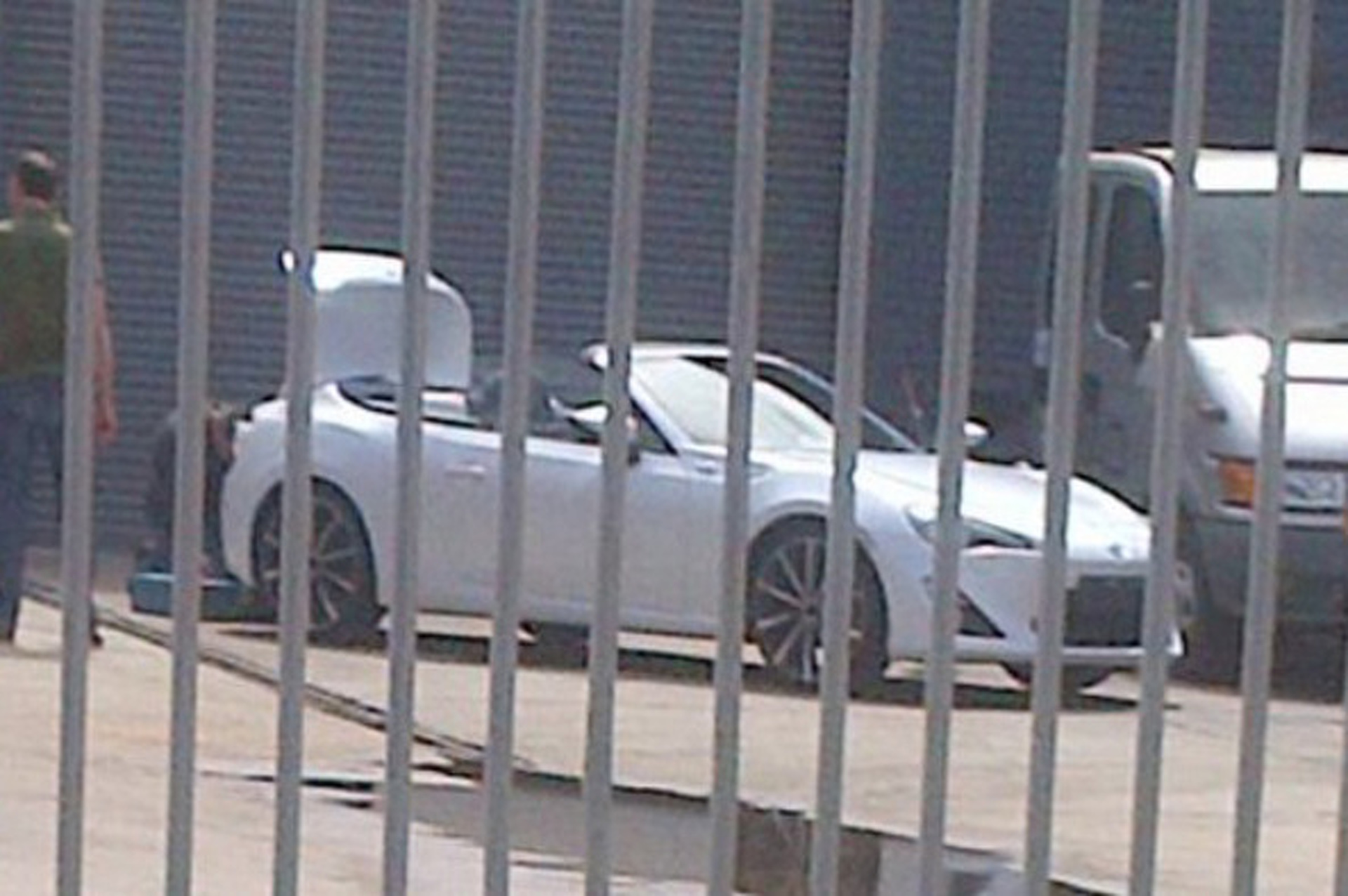 Toyota GT 86 Convertible Spotted
