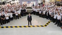 Aston Martin DB11 production start