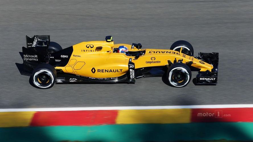 F1 Belgian Grand Prix - Race Results