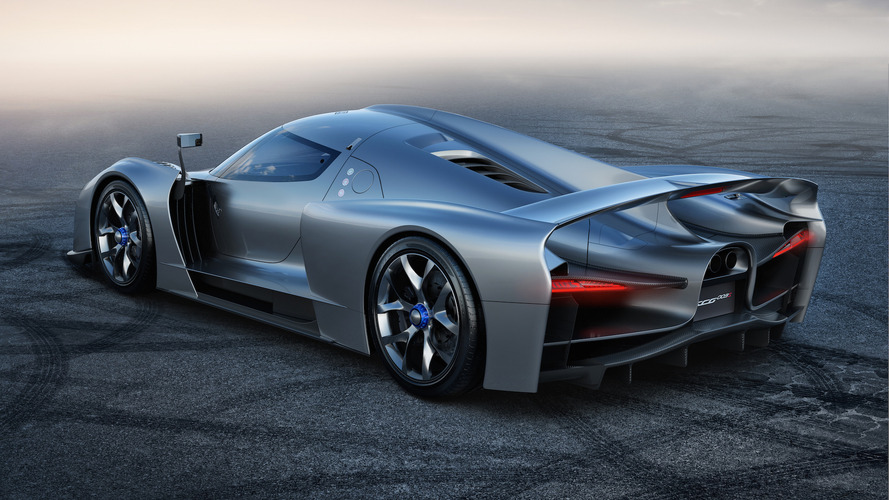 Glickenhaus SCG003S wants to be the fastest production car on 'Ring