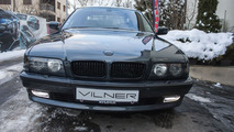 Own this classy BMW 750i E38 by Vilner for $25,000