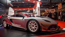 Arrinera Hussarya GT visits Autosport International preparing for GT4 series
