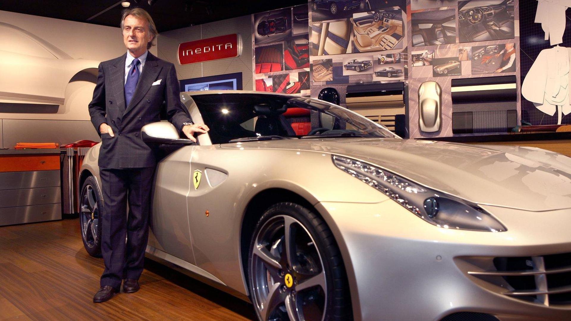 Ferrari Chairman Luca di Montezemolo running for Italian presidency - report