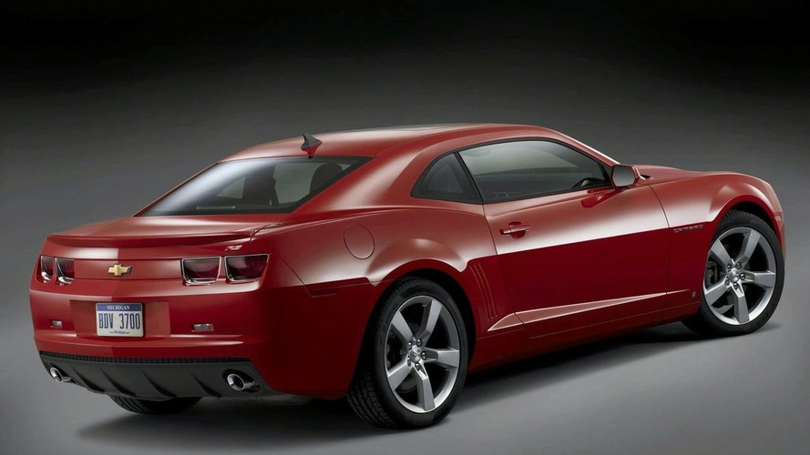 Official: 2010 Chevy Camaro Production Car Revealed