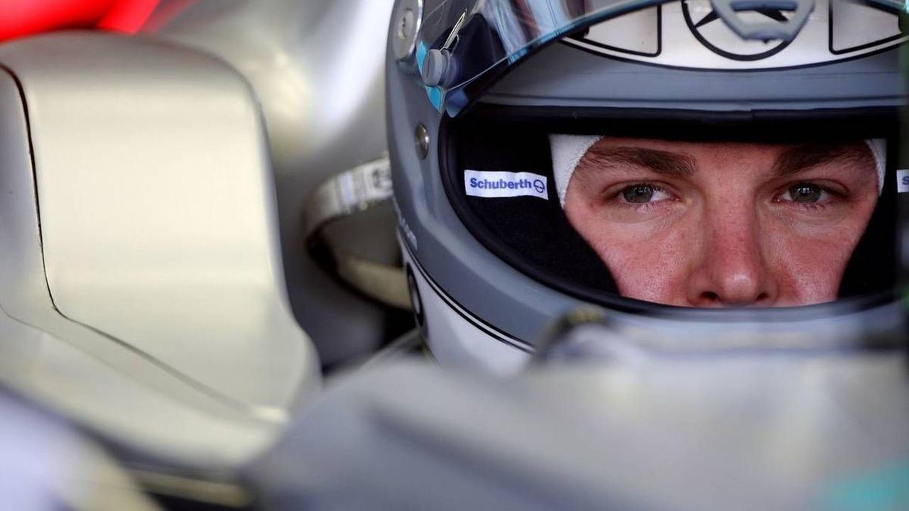 Nico Rosberg (GER), Bahrain Grand Prix, 13.03.2010 Sakhir, Bahrain