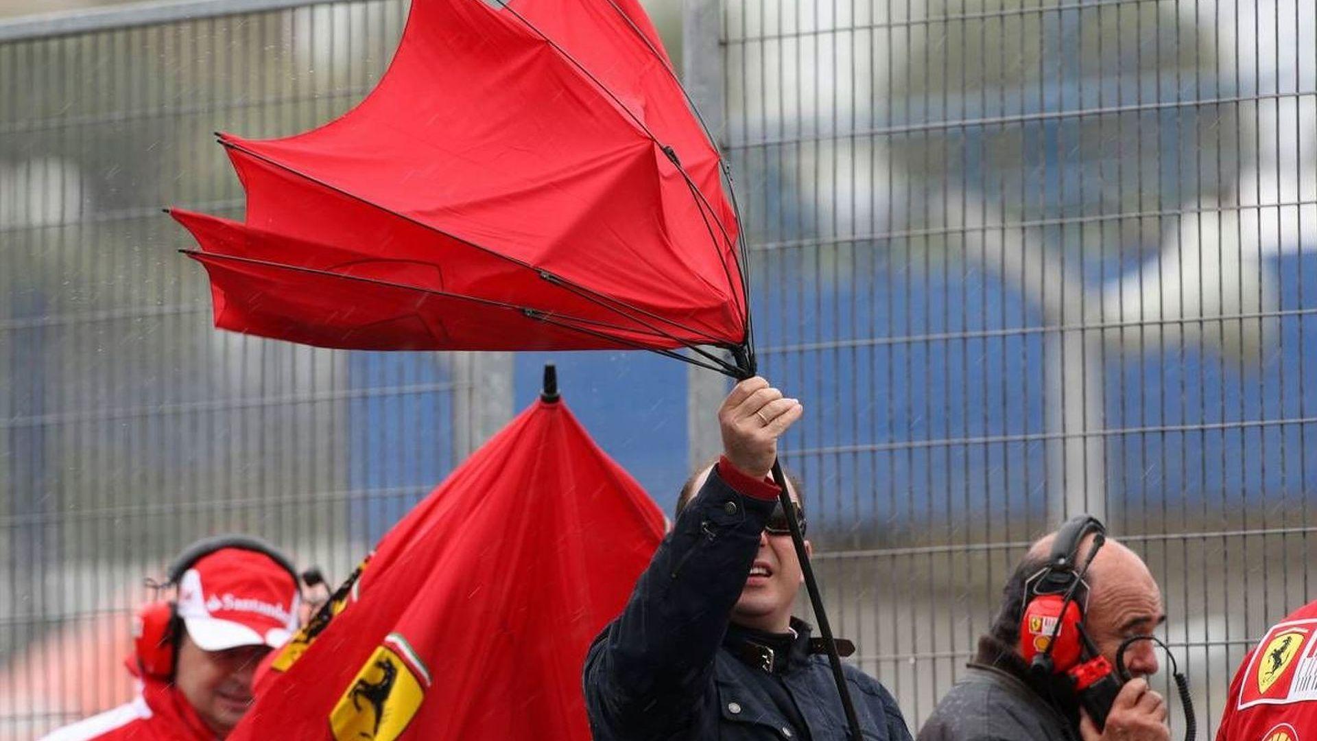 Wet weather forecast for Monaco GP