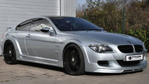 Prior-Design BMW M6 Wide-Body Styling Kit
