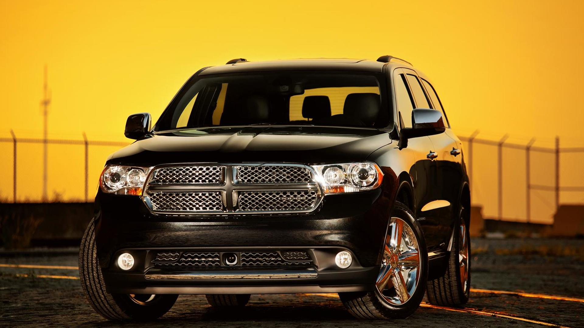 2011 Dodge Durango revealed
