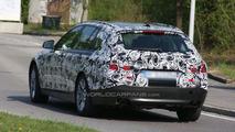 2010 BMW 5-Series Touring prototype spy photo