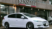 Toyota Prius and Honda Insight by Kenstyle