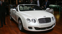 Bentley Continental GT and GTC Series 51 Revealed in Frankfurt