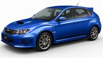 2011 Subaru Impreza WRX STI spec C launched in Japan