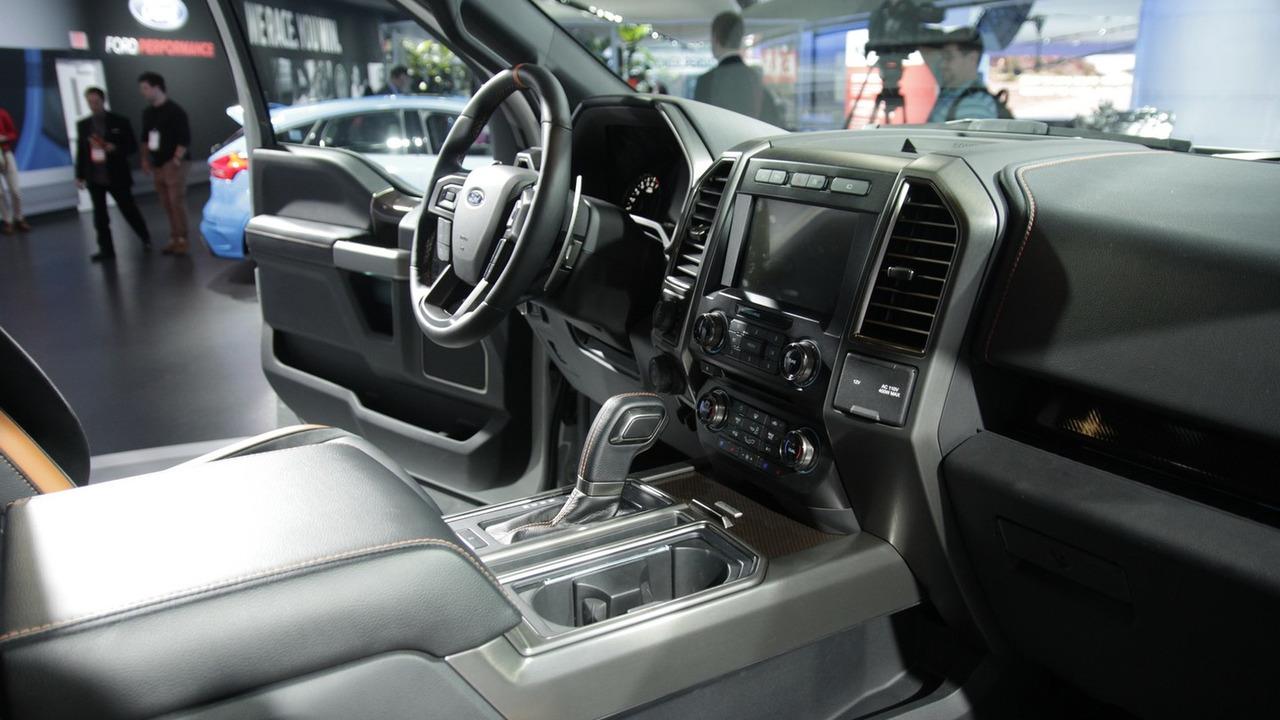 Ford F150 Raptor Red 2017 Ford F150 Raptor Interior | 2017 - 2018 Best ...