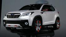 Subaru VIZIV Future concept lands in Tokyo to preview production model [live pics]