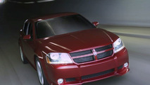 Dodge Avenger Concept at Paris
