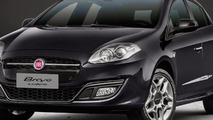 Fiat Bravo facelift revealed in Brazil